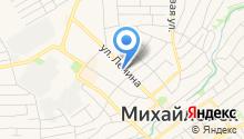 Администрация Шпаковского муниципального района на карте