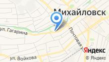 Нотариус Коваленко А.П. на карте