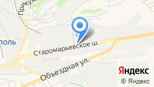 LTK-Мебель Ставрополь на карте