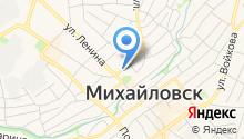 Бюро кадастровых инженеров Ставропольского края на карте