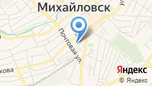 Ставрополькоммунэлектро на карте