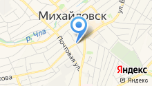 Мировые судьи Шпаковского района на карте