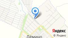 Афанасьевич на карте
