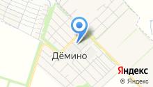 Магазин хозяйственных товаров на Шоссейной на карте
