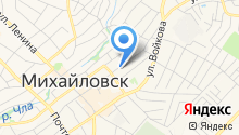 Храм всех святых, в земле Российской просиявших на карте