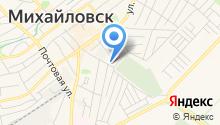 Шпаковская районная станция по борьбе с болезнями животных на карте