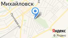 Свято-Никольская кладбищенская часовня на карте