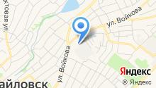 Завод отделочных материалов на карте