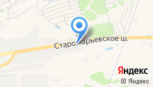 ШинниК на карте