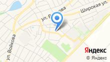 Банкомат, Северо-Кавказский банк Сбербанка России на карте