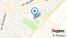 Храм святого благоверного князя Александра Невского г. Михайловска на карте