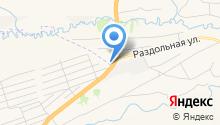 АЗС ТрансОйл-М на карте