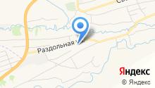 Средняя общеобразовательная школа №14 им. В.И. Слядневой на карте