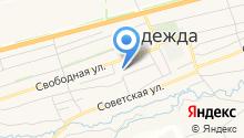 Ставрополькрайагрокомплекс на карте