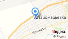 Акрасофф на карте