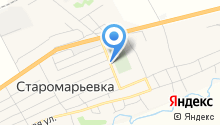 ИП Осипова Алия Саитовна - Автостоянка и Шиномонтаж спец техники, грузовых и легковых автомобилей на карте