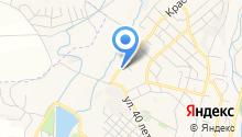 Центр автохимчистки на карте