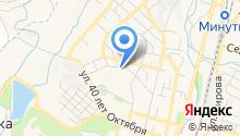 Следственный отдел по г. Кисловодску на карте