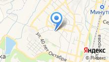 Следственный отдел по г. Кисловодск на карте