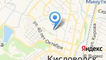 Аптека №251, МУП на карте