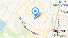 Бюро медико-социальной экспертизы №26 на карте