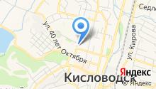 Авангард СПА на карте