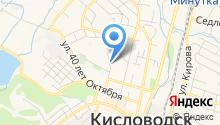 Омега-1 на карте