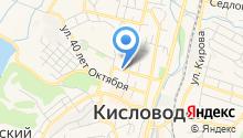 Центр по делам ГО и ЧС на карте