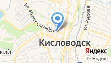 Магазин сантехники и крепежных изделий на карте