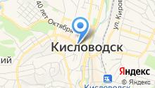Городская управляющая компания на карте