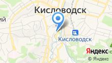 Мировые судьи г. Кисловодска на карте