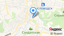 Государственная инспекция труда в Ставропольском крае на карте