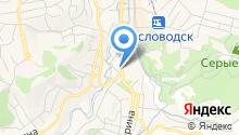 Гастроном, ЗАО на карте