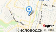 Клуб-студия Натальи Кутявиной на карте