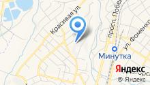 Установочно-сервисный центр на карте