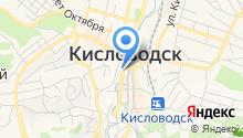 Кавказ Вояж Клуб на карте