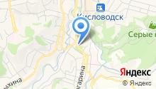 Ирина на карте