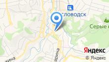 Аптека №2, МУП на карте