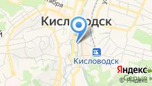 Кавказская пленница на карте