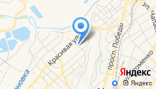 КМВ-Кисловодск на карте