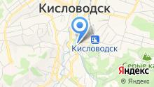 Кавказский горный клуб на карте
