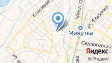 Кисловодский фарфор-Феникс на карте
