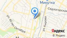 Нотариус Парицкая И.И. на карте