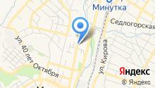 Нотариус Парицкий В.М. на карте