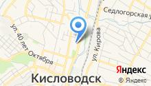 Московский государственный институт индустрии туризма им. Ю.А. Сенкевича на карте