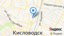 МГИИТ на карте