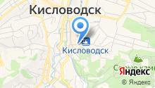 Московские конфеты на карте