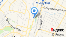 Аэрофлот, ПАО на карте