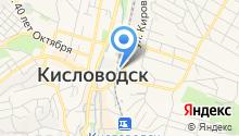 Отдел надзорной деятельности по г. Кисловодску на карте