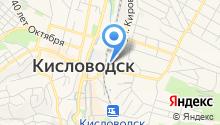 АЮК на карте